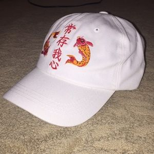 9140088fd1b0e Empyre Accessories - Empire Always 2 White Dad Hat